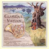 Classical Virtuosos: Horn Concertos / I James, V Czarnecki
