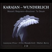 Mozart: Requiem; Bruckner: Te Deum