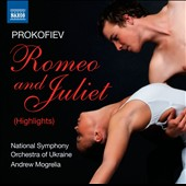 Prokofiev: Romeo and Juliet, Op. 64 (highlights) / Andrew Mogrelia, National SO of Ukraine