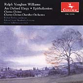Vaughan Williams: An Oxford Elegy, etc / Killebrew, et al
