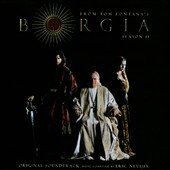 Eric Neveux: Borgia: Season 2, original soundtrack