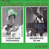 Lightnin' Hopkins/Memphis Slim: Ultimate Doubles [6/25]