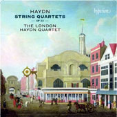 Haydn: String Quartets, Op. 33 / The London Haydn Quartet