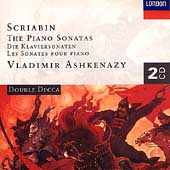 Scriabin: The Piano Sonatas / Vladimir Ashkenazy