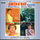Anita O'Day: Four Classic Albums Plus