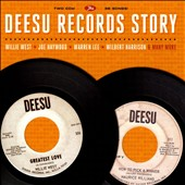 Various Artists: The  Deesu Records Story: New Orleans LA