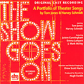 Various Artists: Show Goes On: Portfolio of Theater Songs [Original Cast]