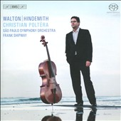 Walton: Cello Concerto; Passacaglia for solo cello; Hindemith: Cello Concerto; Sonata for solo cello, Op. 25/3 / Christian Poltera, cello