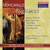 Opera in English - Leoncavallo: Pagliacci / Parry, et al