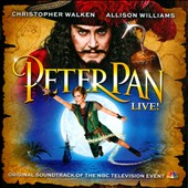 Christopher Walken/Allison Williams (Actor): Peter Pan Live! [2014 TV Special]
