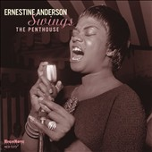 Ernestine Anderson: Ernestine Anderson Swings the Penthouse