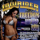 Various Artists: Lowrider: Freedom Hip Hop 2015 [PA]