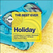 Various Artists: The Best Ever Holiday