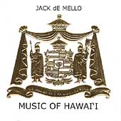 Jack de Mello: Music of Hawaii