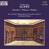 Supp&#233;: Marches, Waltzes, Polkas / Pollack, Slovak State PO