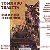 Traetta: Stabat Mater, In nocte plena / Brown, Ciulla, et al