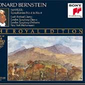 Leonard Bernstein - The Royal Edition Vol 49 - Mahler