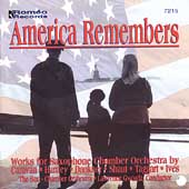 America Remembers / Gwodz, The Sax-Chamber Orchestra