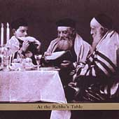 Tim Sparks: At the Rebbe's Table