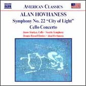 American Classics - Hovhaness: Symphony no 22, etc