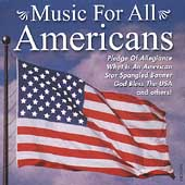Various Artists: Music For All Americans