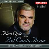 Opera in English - Alan Opie sings Bel Canto Arias