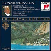 The Royal Edition - R. Strauss: Don Quixote, etc / Bernstein