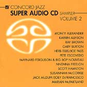 Various Artists: Concord Jazz Sampler Vol.2