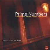 Prime Numbers: Live at Jazz de Opus