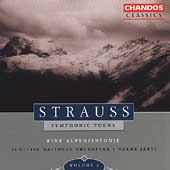 Classics - Strauss: Symphonic Poems Vol 1 / Neeme J&auml;rvi