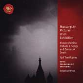 Classic Library - Mussorgsky: Pictures, etc / Temirkanov