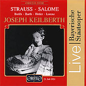 Bayerische Staatsoper Live - R. Strauss: Salome / Keilberth