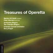 Treasures of Operetta - Ziehrer, Strauss, etc/ Knight, et al