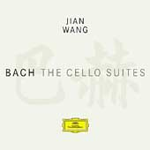 Bach: 6 Suites for Violoncello Solo / Jian Wang