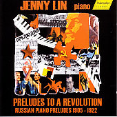 Preludes to a Revolution / Jenny Lin