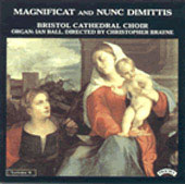 Magnificat and Nunc Dimittis Vol 5 / Bristol Cathedral