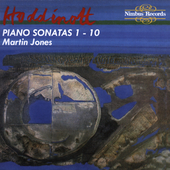 Hoddinott: Piano Sonatas no 1-10 / Jones