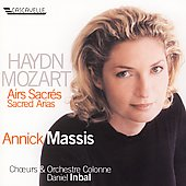 Haydn, Mozart: Sacred Arias / Inbal,Massis, et al