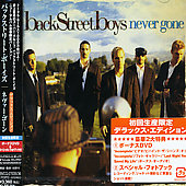 Backstreet Boys: Never Gone [Japan Bonus DVD] [Limited]
