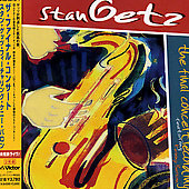 Stan Getz (Sax): Final Concert Recording