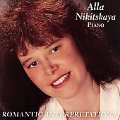 Romantic Interpretations - Alla Nikitskaya