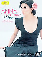 Anna Netrebko / The Woman, The Voice [DVD]