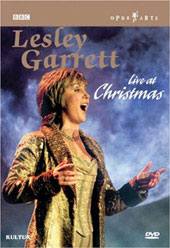 Lesley Garrett Live At Christmas [DVD]