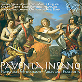 Paventa Insano - Pacini, Mercadante / Parry, Cullagh, et al