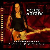 Richie Kotzen: Instrumental Collection: The Shrapnel Years