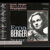 Eterna Collection - Grosse S&#228;nger der Vergangenheit / Berger