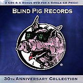 Various Artists: Blind Pig Records 30th Anniversary Collection