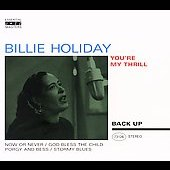 Billie Holiday: You're My Thrill