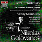 Golovanov conducts Tchaikovsky and Kalinnikov