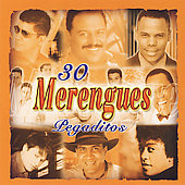 Various Artists: 30 Merengues Pegaditos [2004]